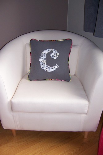 Accent Pillow for Chloe
