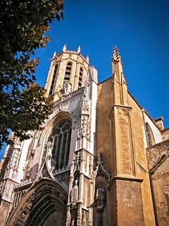 Cathédrale Saint-Sauveur d'Aix
