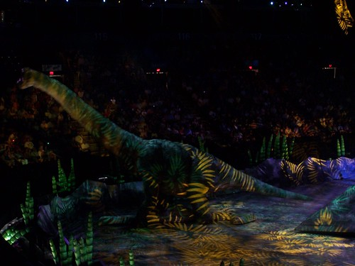 Walking with the Dinosaurs 7/7/10