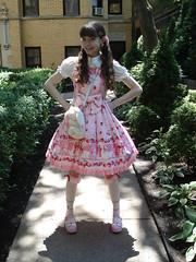 Cherry Sunny Bunny