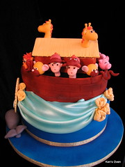 Noah's Ark for a Baby Shower