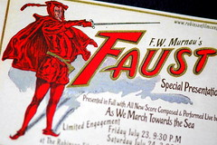 F. W. Murnau's Faust