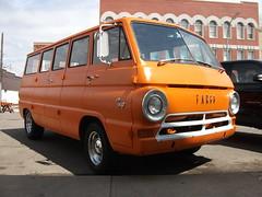 Fargo A108 van