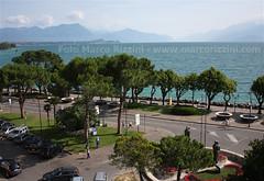 Il lungolago di Desenzano del Garda