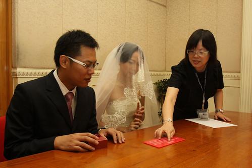 我的香港婚禮~~註冊篇---非常婚禮veryWed.com