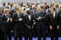 President Sharif Ahmed Most travelled presiden...