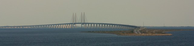 Oresund Bridge by G&R, on Flickr