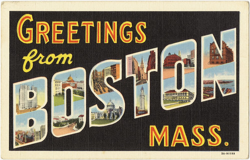 Greetings from Boston, Mass. [front]