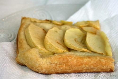 97. Torta suíça de maçã