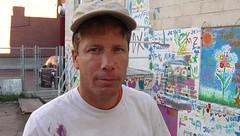 Dean Stanton - Calgary Chinatown Centennial - Taiwan Wall Mural Art Project