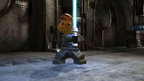 Nahdar Vebb - LEGO Star Wars III: The Clone Wars