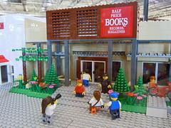 Half Price Books (Lego Version)