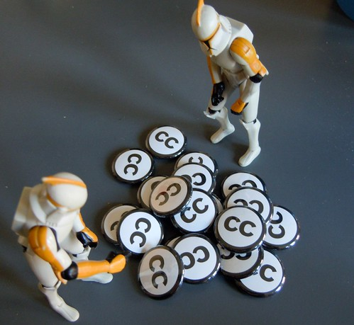 Buttons for every one who likes Clone1 a by Kalexanderson, on Flickr