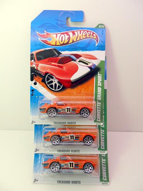 hot wheels 2011 treasure hunt corvette grand sport treasure hunt group