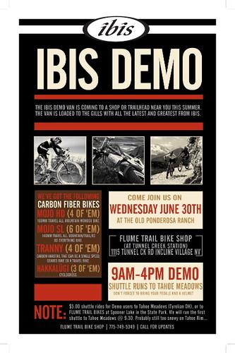 Ibis Demo