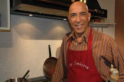 de nieuwe kok van Ter Smissen!