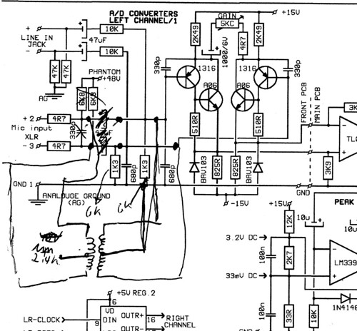 What does a Neve 1073 and a Behringer ADA-8000 Have in
