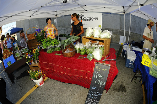 Pemberton Farmers Market