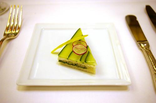 Cucumber Sandwich I