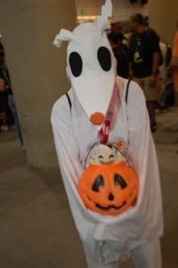 Costume Checklist: Zero The Ghost Dog