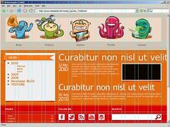 my webpage design