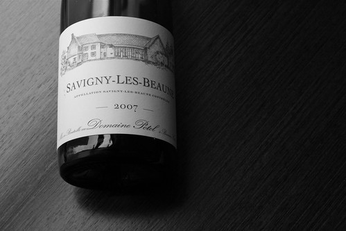 Savigny-Les-Beaune Domaine Potel 2007