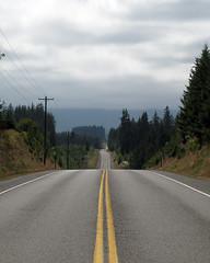 The road runs on...