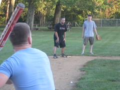 Softball at the Lloyd!