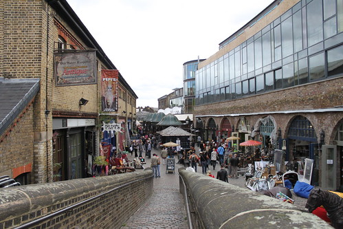 Camden Stables Market, London