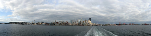 leaving seattle