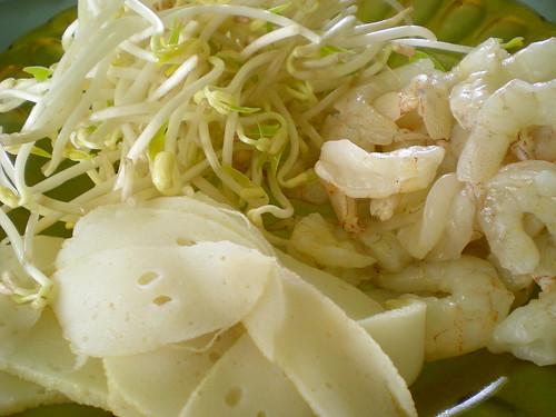 Pad Thai ingredients 2