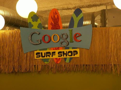 Google Inside: Toasty Warm