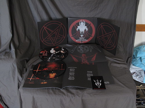Von - Satanic Blood Angel DIEHARD