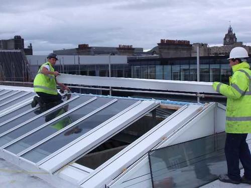 New roof-lights