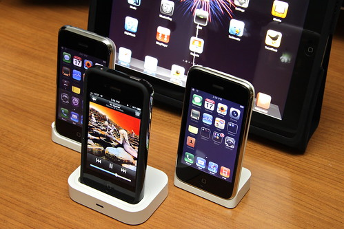 iPhone 4 Bumper + Universal Dock w/ DIY Adapter