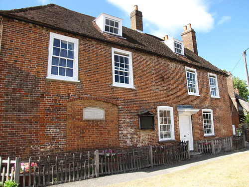 Chawton Cottage, home of Jane Austen