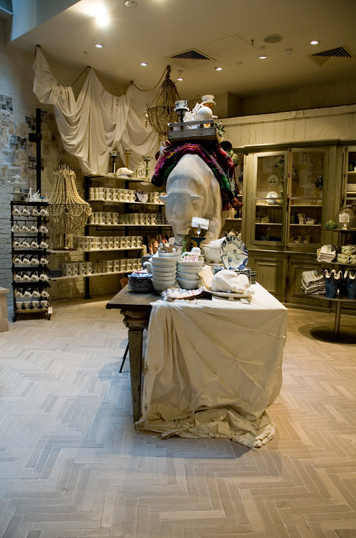 Anthropologie Regent Street, London
