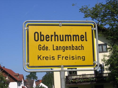 Oberhummel
