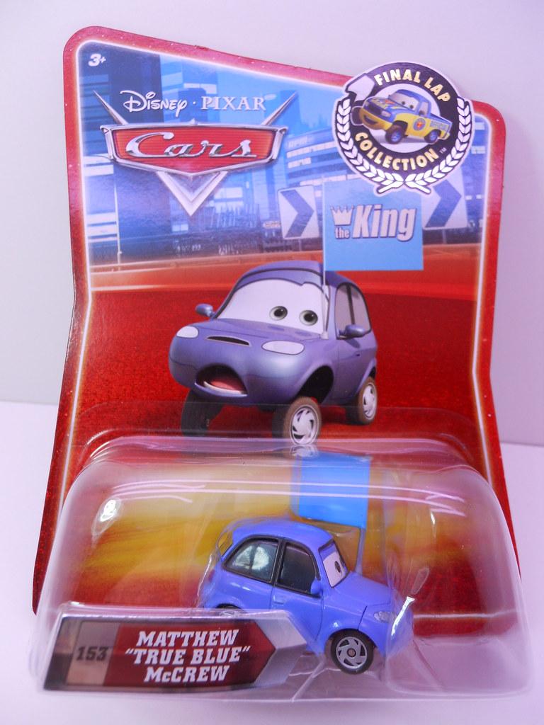 disney cars final lap matthew true blue mccrew (5)