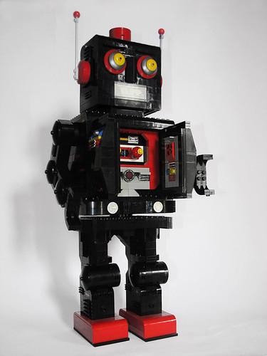 Lego Tin Robot