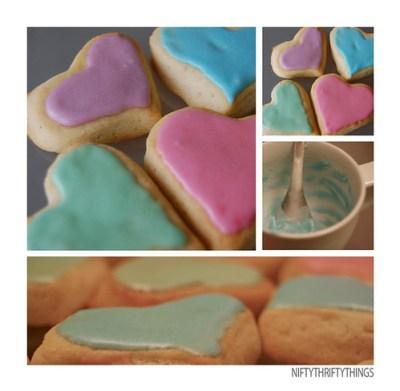 {valentines cookies}