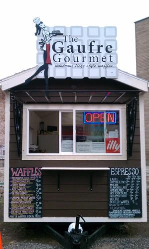 The Gaufre Gourmet