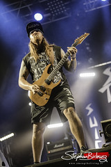 Jeff Pogan - SUICIDAL TENDENCIES @HELLFEST 2017