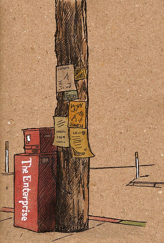 enterprise and pole