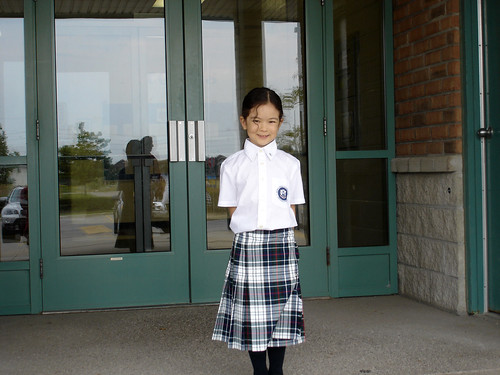 First Day of Grade One