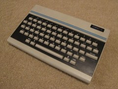 Oric-1 top view