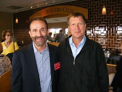 Ron Young with John Kasich