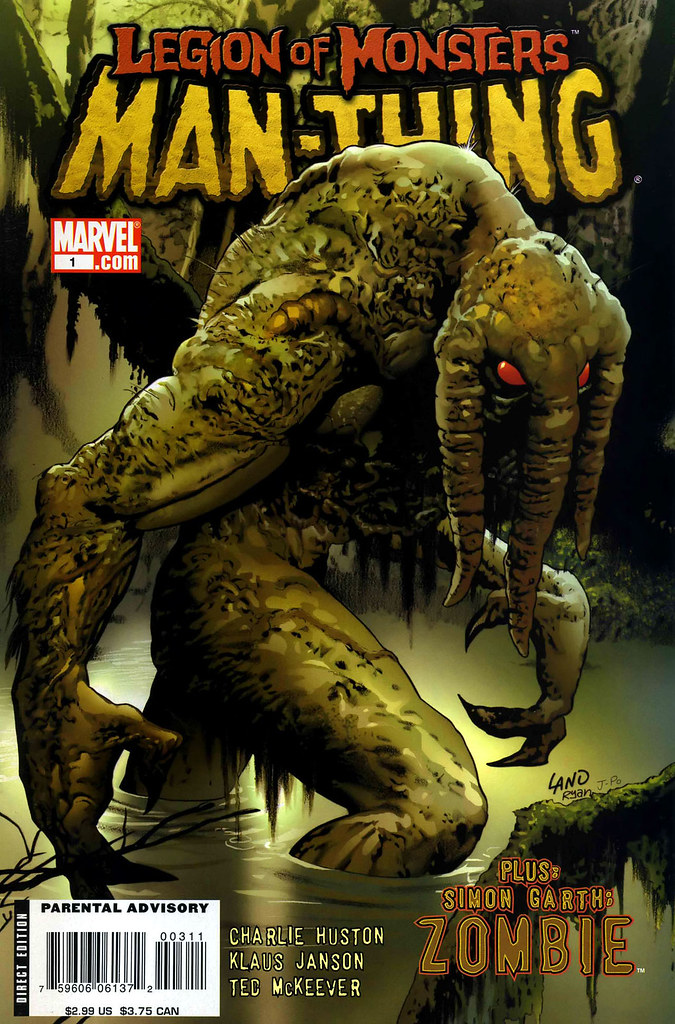 LOM: Man-Thing #1
