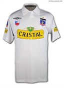 Colo-Colo Umbro 2010 Home Kit / Camiseta