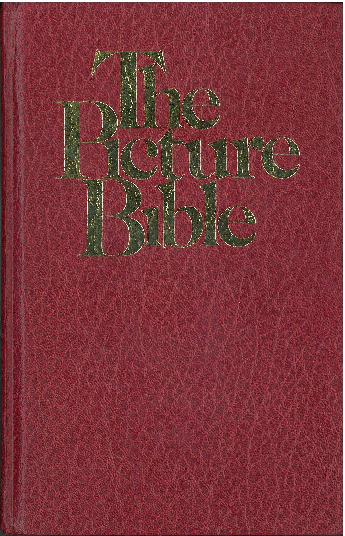 The Picture Bible Internet Bible Catalog